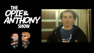 Opie and Anthony: Sam's Wrestling Promo (03/03/2008)