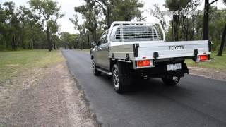 Toyota Hilux Manual
