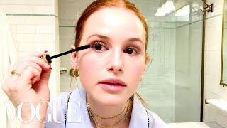 Riverdale's Madelaine Petsch Reveals Her 38-Step Beauty Routine | Beauty Secrets | Vogue