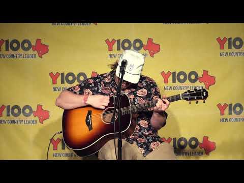 """Hardy """"Rednecker"""" live at Y100 in San Antonio"""