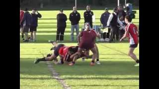 First Thirteen Highlights: Kelston Boys High School vs St Pauls College