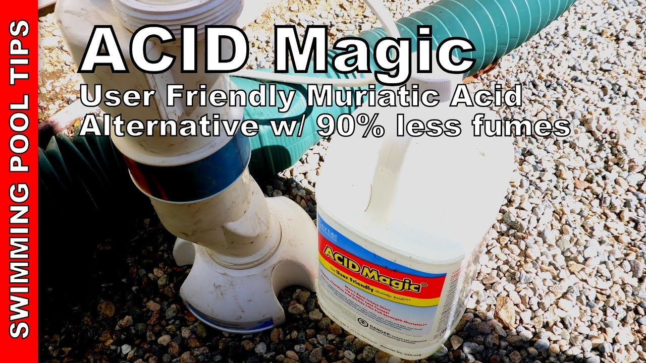 Top 10 Acid Cleaners of 2019   Video Review