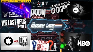 AJS News - Game Award Nominees, TLOU HBO Show a GO!, New 007 Game, Mobile Spending hits $10 Billion!