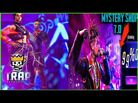 TRAP MYSTRY SHOP IS COMING - WHAT IS TRAP REVOLUTION ! Garena Free Fire