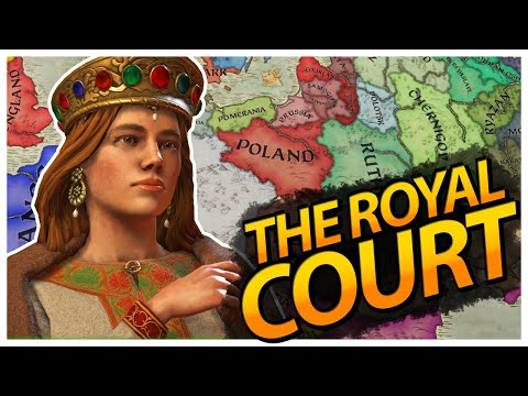 """CK3's First Expansion """"The Royal Court"""" Will Be Massive!"""