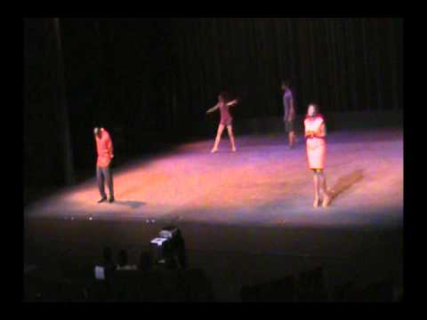 SCU Igwebuike's MLK Night 2011 - Reclaiming Our Voices pt. 1