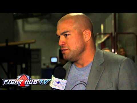 Tito Ortiz questions Anderson Silva's past fights, fought Bonnar w/ Detached retina & next fight