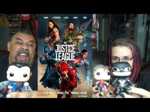 Justice League Spoiler Review VLOG (Ep.48)