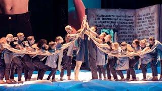 «Танцуют все!». Экспериментальная хореография. Театр танца «Exordium»