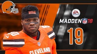 Madden NFL 18 Owner Mode (Cleveland Browns) #19 Divisional Round vs. Raiders