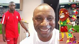 CHAN 2021, MESSAGE RASSURANT DU COACH  JEAN FLORENT IBENGE AVANT LE MATCH DECISIF RDC vs NIGER