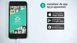 BASE cloud – Installatie & activatie (NL)