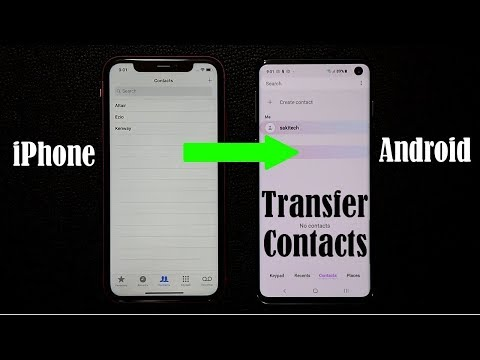 Do apps transfer from iphone to android
