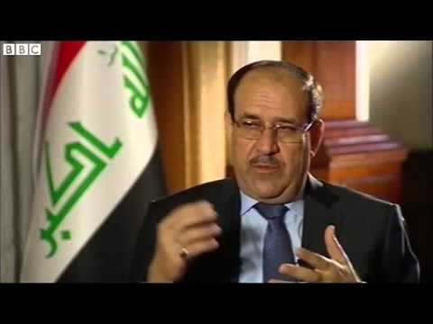 Iraqi PM Nouri Maliki Accuses Saudis Of Interference