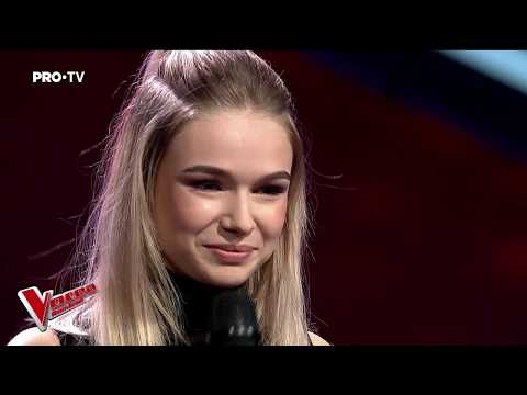 Eva Timus - Side by side | Live 1 | Vocea Romaniei 2018