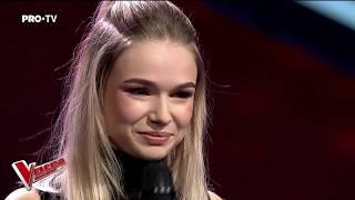 Eva Timus - Side by side Live 1 Vocea Romaniei 2018