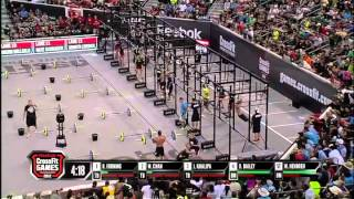 Crossfit games 2012 Rich Froning