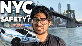 How Dangerous is New York City? - NYC Safety