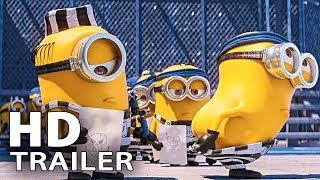 ICH - Einfach Unverbesserlich 3 ALLE Trailer Deutsch German (2017)