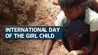 International Day of the girl child: One girl under 15 gets married in every seven seconds