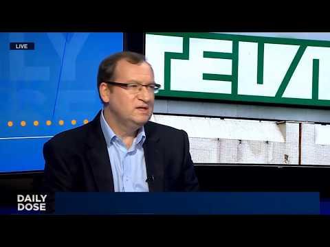 Teva crisis - Dec 14th 2017, i24 interview
