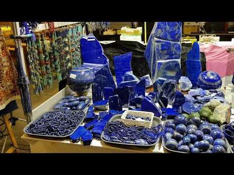 Lapis Lazuli aus Afghanistan