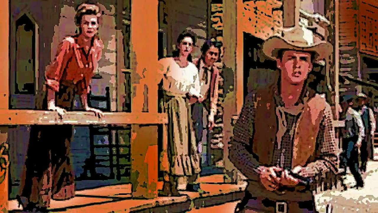Best Song From The Movie-Rio Bravo-Dean Martin And Ricky -1074