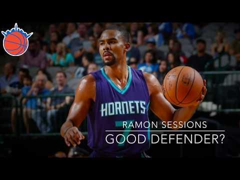Jeffrey Bellone: Ramon Sessions Defense