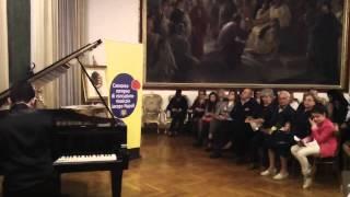 Concorso Jacopo Napoli 2015 - serata finale LUCA LIONE, pianoforte