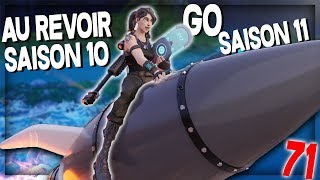 Voici mon RÉSUMÉ de la SAISON 10... Saison 11 ON T'ATTEND 🙏 | Best Of Live Fortnite #71