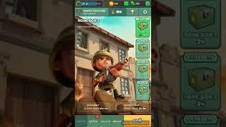 Обзор игры War herous Карточная мультиплеер игра!