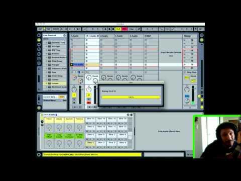 Slice Audio to Midi tutorial in Ableton Live w/ Nicoluminous
