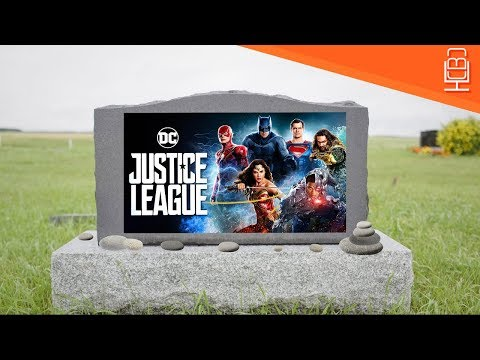Justice League Box Office Run is Over and its AWFUL
