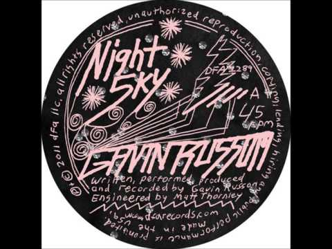 Gavin Russom - Night Sky