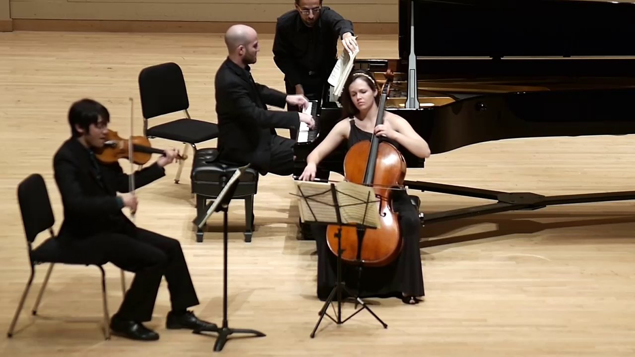Adagio From Piano Trio In B Flat Major KV 254