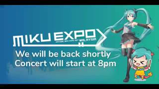 Video Hatsune Miku Expo 2017 in Malaysia【Full Live Concert】in Kuala Lumpur at Axiata Arena【720pHD】 download MP3, 3GP, MP4, WEBM, AVI, FLV Juli 2018