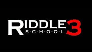 Riddle School 3 Walkthrough [Secret Ending]