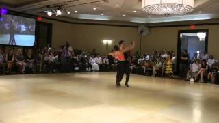 2012 Summer Dance Fever Showcase - Tango Show