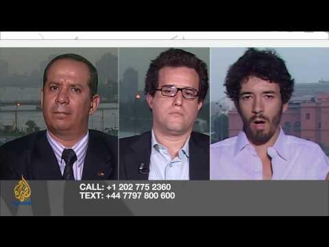 Riz Khan - Egypt's Gaza crisis