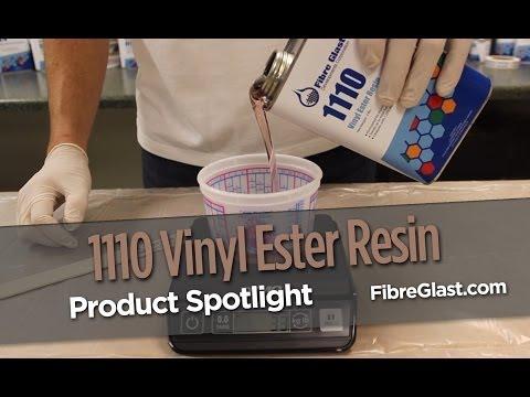 1110 Vinyl Ester Resin