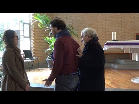 Maria che scioglie i nodi - Roma - 3. Catechesi di Denis a s. Bonaventura - 18 Marzo 2017