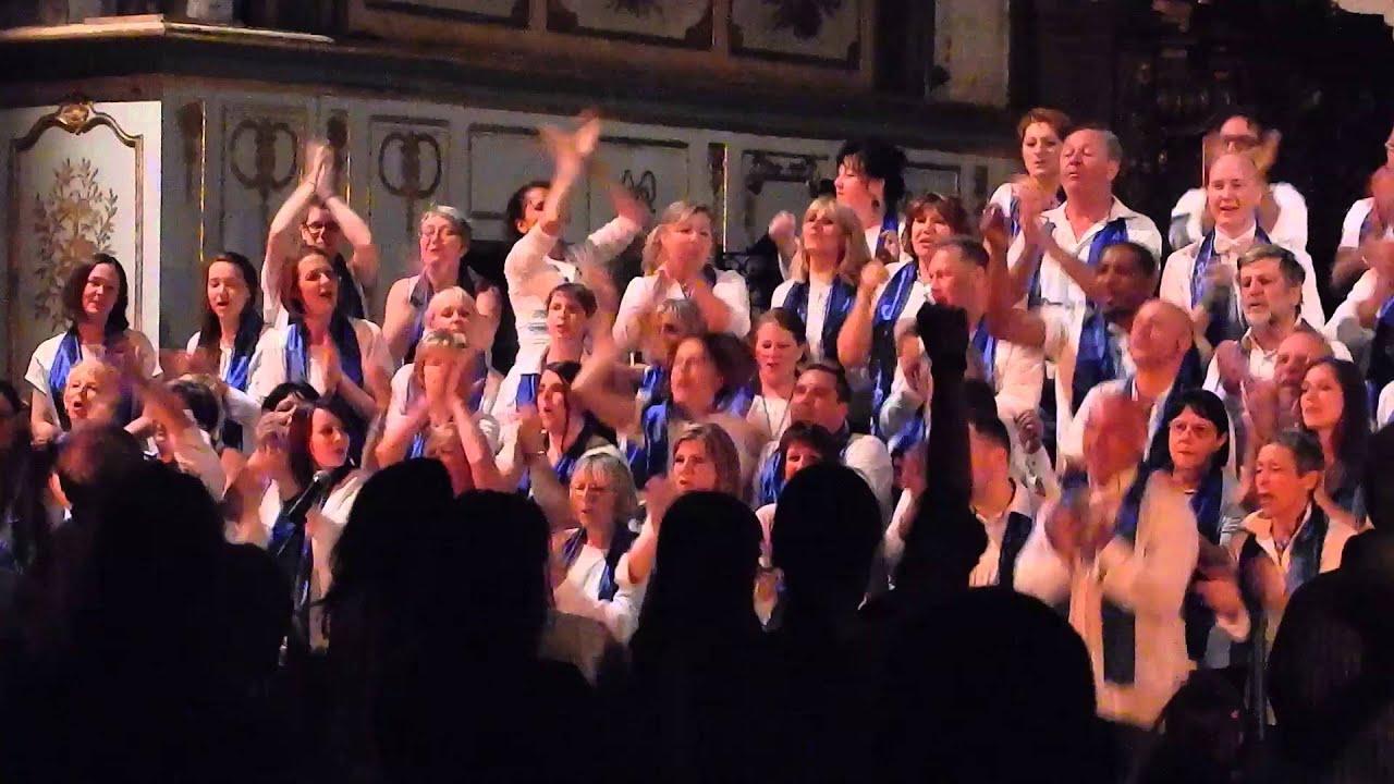 vaucluse gospel singers