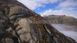 aerial view of mountains nature beautiful landscape alps rocks be6 hjc