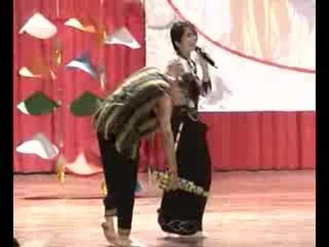 越南文化週 , Múa hát: Phiên chợ ngày xuân f6