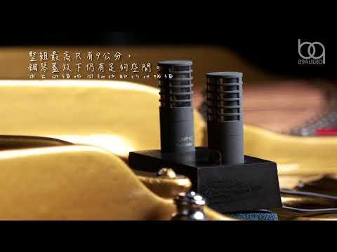 B9audio FSM, the flexible stereo microphone