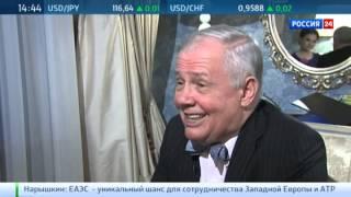 Джим Роджерс о рубле, нефти и возможном кризисе