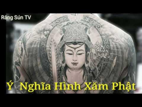 Ý Nghĩa Hình Xăm Tượng Phật