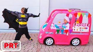 Nikita e seu carro rosa   aventuras infantis