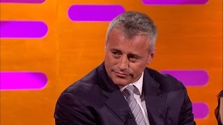 Matt LeBlanc on the new series of Top Gear – The Graham Norton Show: Preview - BBC One