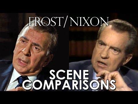 Frost/Nixon (2008) - scene comparisons